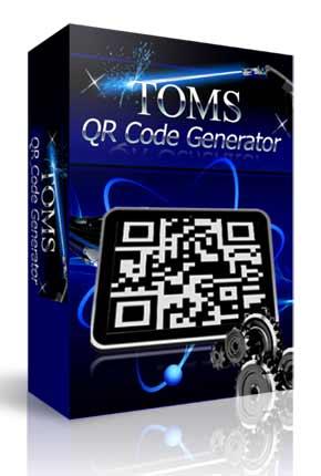 Toms-QR-CODE-Generator cover